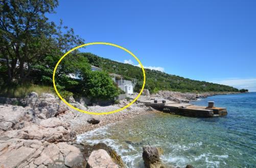 kroatien  reihe  meer  teich angelteich